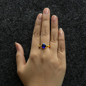 BLUE SAPPHIRE (Neelam Ratan)